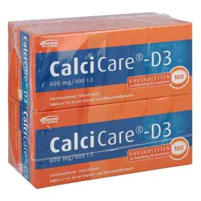 CalciCare-D3 600mg/400 I.E.  bei apo-discounter.de bestellen