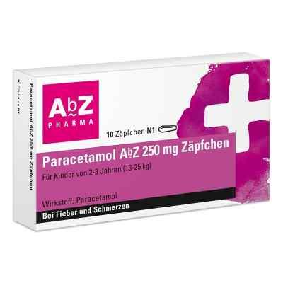 Paracetamol AbZ 250mg