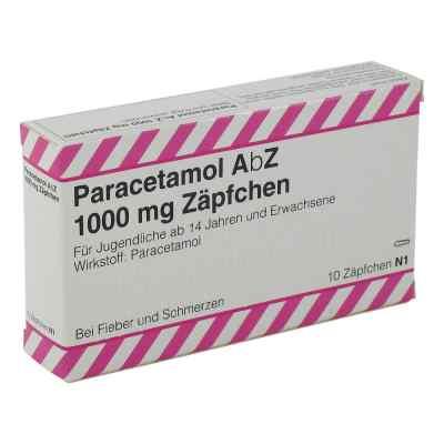 Paracetamol AbZ 1000mg
