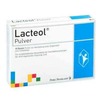 Lacteol Pulver zur Herstellung einer Suspension z. Einnehmen