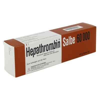 Hepathrombin Salbe 60000  bei apo-discounter.de bestellen