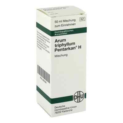 Arum Triphyllum Pentarkan H Dilution  bei apo-discounter.de bestellen