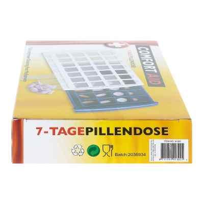 Tablettendose für 7 Tage mit 28 Fächern  bei apo-discounter.de bestellen