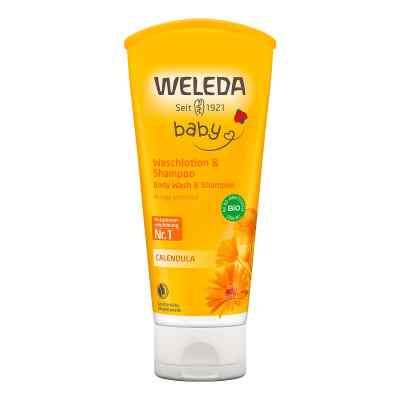 Weleda Calendula Waschlotion & Shampoo  bei apo-discounter.de bestellen