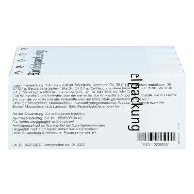 Cartilago/mandragora compositus Ampullen  bei apo-discounter.de bestellen