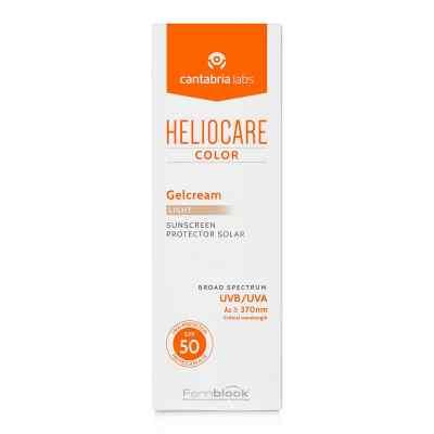 Heliocare Color Gelcream light Spf50  bei apo-discounter.de bestellen
