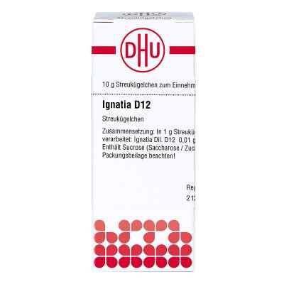 Ignatia D12 Globuli  bei apo-discounter.de bestellen