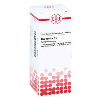 Nux Vomica D 6 Dilution  bei apo-discounter.de bestellen