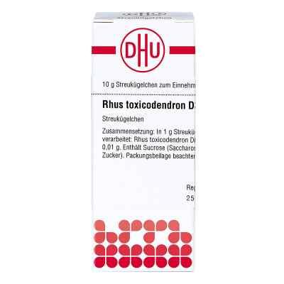 Rhus Tox. D 30 Globuli  bei apo-discounter.de bestellen