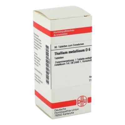 Thallium Met. D6 Tabletten  bei apo-discounter.de bestellen