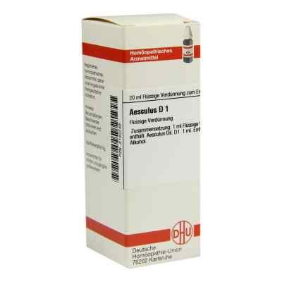 Aesculus D1 Dilution  bei apo-discounter.de bestellen