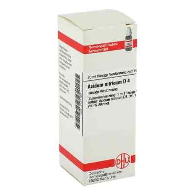 Acidum Nitricum D4 Dilution  bei apo-discounter.de bestellen