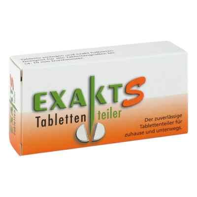 Exakt S Tablettenteiler  bei apo-discounter.de bestellen