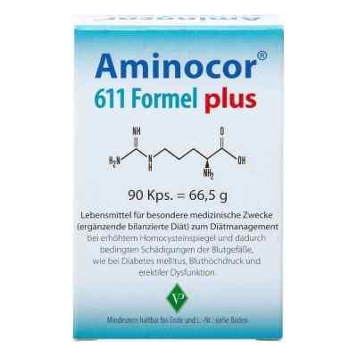 Aminocor 611 Formel plus Kapseln  bei apo-discounter.de bestellen