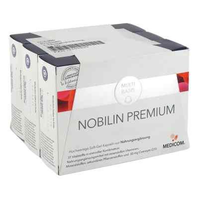 Nobilin Premium Kombipackung Kapseln  bei apo-discounter.de bestellen