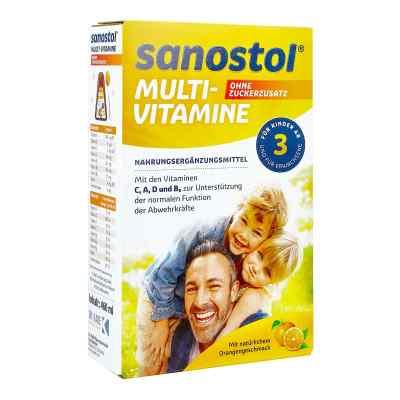 Sanostol ohne Zuckerzusatz Saft  bei apo-discounter.de bestellen