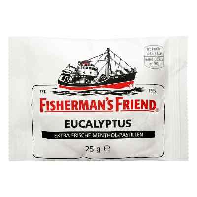 Fishermans Friend Eucalyptus mit Zucker Pastillen  bei apo-discounter.de bestellen