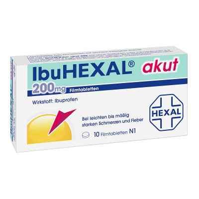 IbuHEXAL akut 200mg  bei apo-discounter.de bestellen