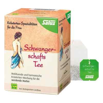Salus Schwangerschaftstee Bio Filterbeutel