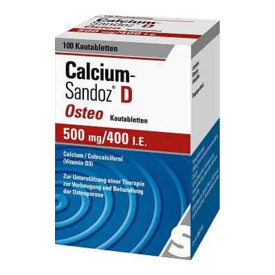 Calcium-Sandoz D Osteo 500mg/400 internationale Einheiten  bei apo-discounter.de bestellen