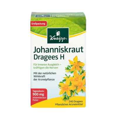 Kneipp Johanniskraut Dragees H  bei apo-discounter.de bestellen