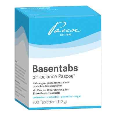 Basentabs pH Balance Pascoe Tabletten  bei apo-discounter.de bestellen