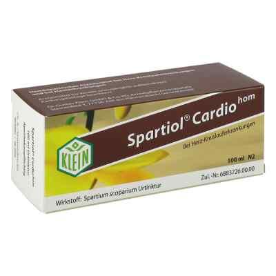 Spartiol Cardiohom Tropfen  bei apo-discounter.de bestellen