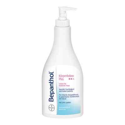 Bepanthol Körperlotion Plus Spenderflasche  bei apo-discounter.de bestellen