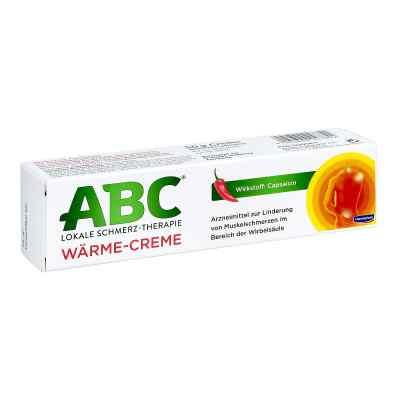 Hansaplast med Lokale Schmerz-Therapie ABC Wärme-Creme