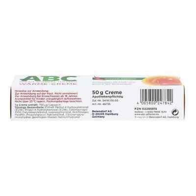 ABC Wärme-Creme Capsicum 0,75mg/g Hansaplast med  bei apo-discounter.de bestellen