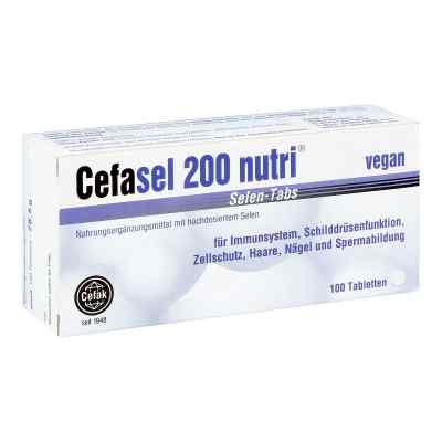 Cefasel 200 nutri Selen Tabs Tabletten  bei bioapotheke.de bestellen