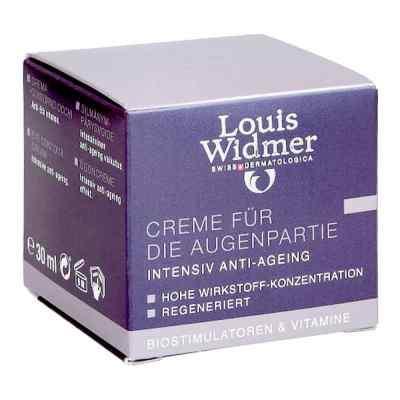 Widmer Creme für die Augenpartie leicht parfüm.  bei apo-discounter.de bestellen