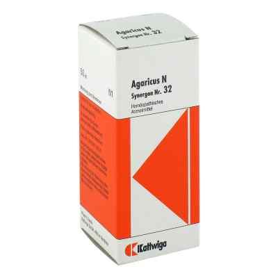 Synergon 32 Agaricus N Tropfen  bei apo-discounter.de bestellen