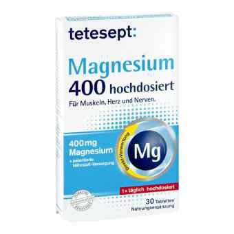 Tetesept Magnesium 400 hochdosiert Filmtabletten  bei apo-discounter.de bestellen
