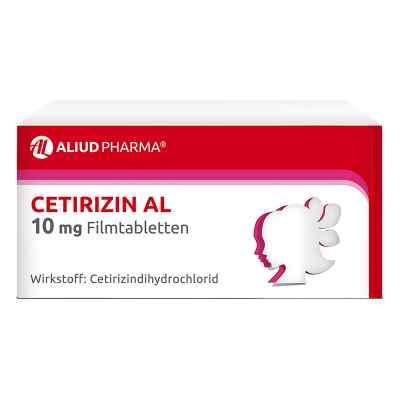 Cetirizin AL 10mg  bei apo-discounter.de bestellen