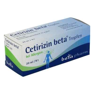 Cetirizin beta  bei apo-discounter.de bestellen