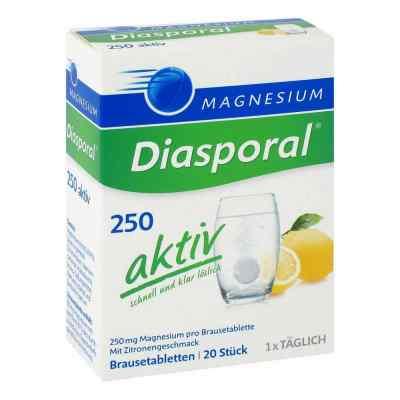Magnesium Diasporal 250 aktiv Brausetabletten  bei apo-discounter.de bestellen
