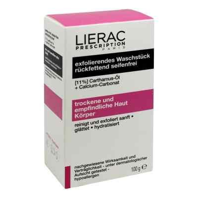 Lierac Prescription exfolierendes Waschstück