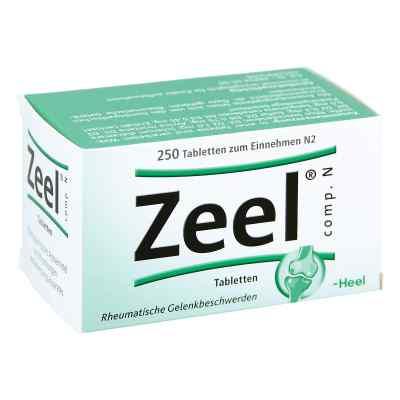 Zeel compositus N Tabletten