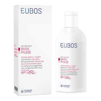 Eubos Flüssig rot mit frischem Duft  bei apo-discounter.de bestellen