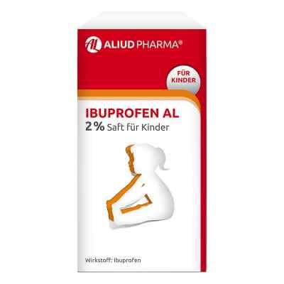Ibuprofen AL 2% für Kinder