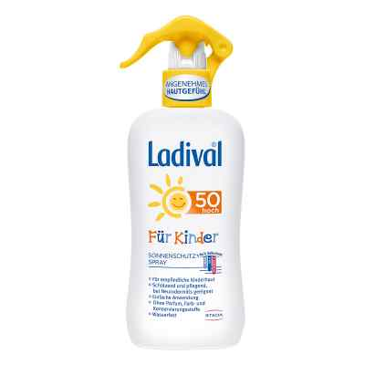 Ladival Kinder Spray Lsf 50