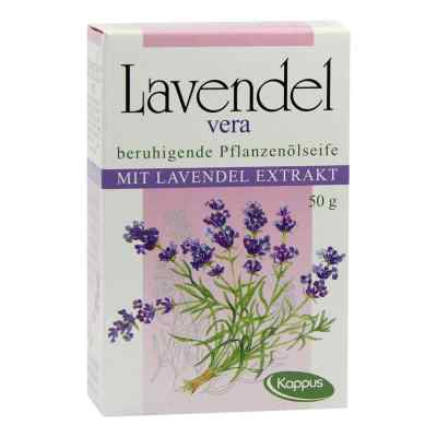 Kappus Lavendel Vera Pflanzenölseife  bei apo-discounter.de bestellen