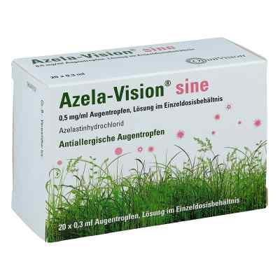 Azela-vision sine 0,5 mg/ml Augentropfen i.einzeldosis.  bei apo-discounter.de bestellen