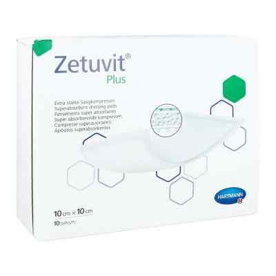 Zetuvit Plus extrastarke Saugkomp.ster.10x10 cm  bei apo-discounter.de bestellen