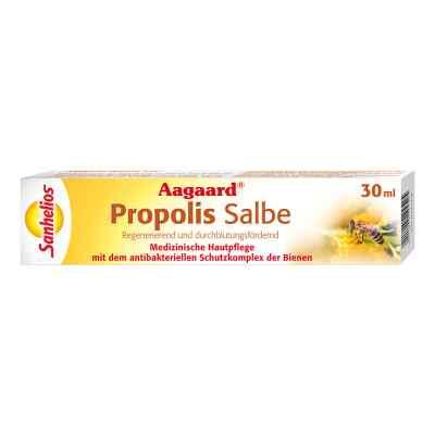 Aagaard Propolis 10% Salbe 02557356