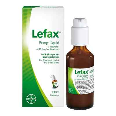 Lefax Pump-Liquid Suspension  bei apo-discounter.de bestellen