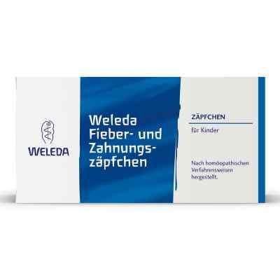 Fieber- Und Zahnungszäpfchen