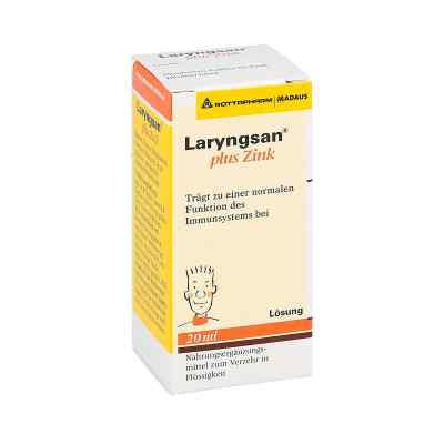 Laryngsan Plus Zink Lösung  bei apo-discounter.de bestellen