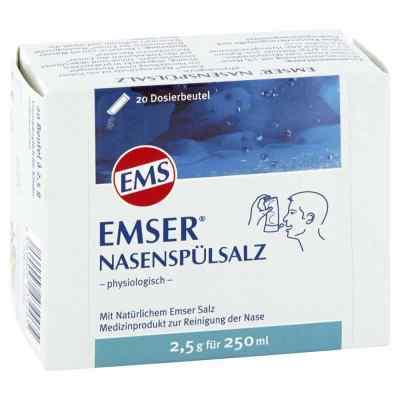 Emser Nasenspülsalz physiologisch Beutel   bei apo-discounter.de bestellen